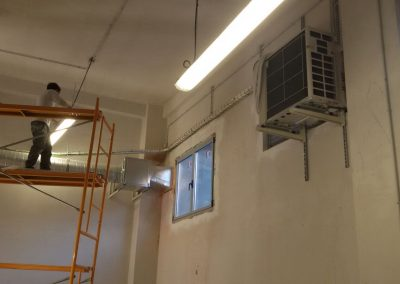ventilación, climatización