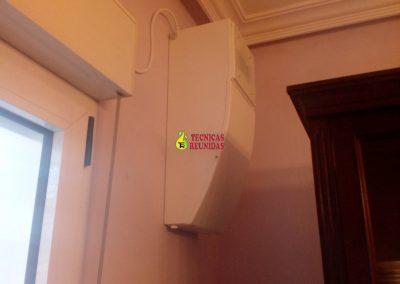 Maquina Ventilación, vmi, Toma de aire exterior, humedad por condesación, climatización