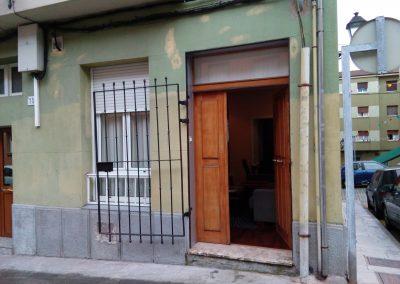 Piso en Gijón, con problemas de humedad