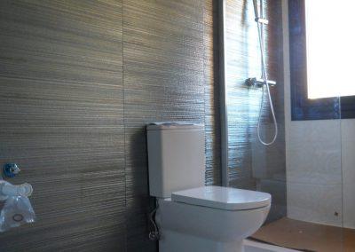 Baño 2. Proyecto calefacción y fontanería en Asturias