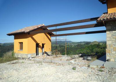 Cuarto de calderas. Proyecto calefacción y fontanería en Asturias