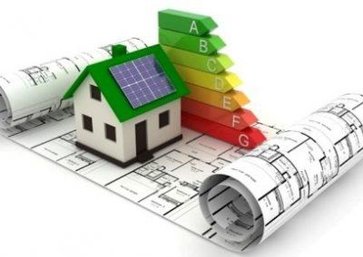 Bajo Consumo, eficiencia energética