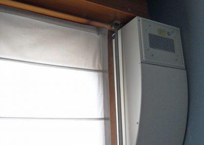 VMI, problemas de humedad, climatización