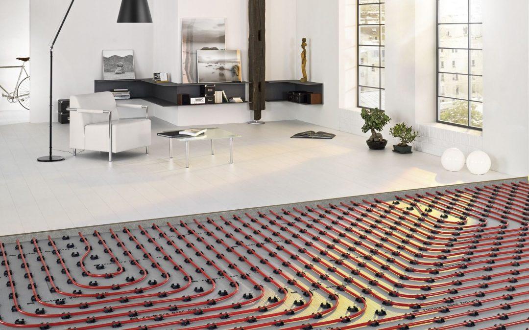 ¿Por qué se ha vuelto tan popular el suelo radiante?