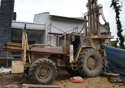 Proyecto calefacción por geotermia, Asturias