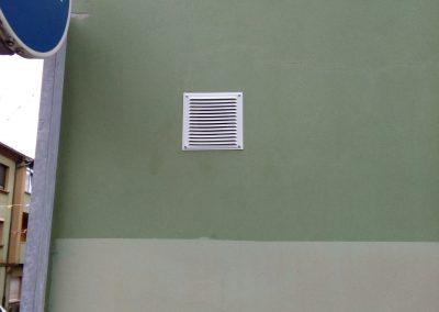 Humedad por condensación, Asturias